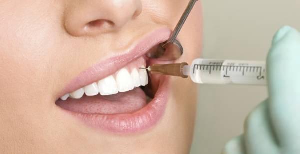 بیحسی دندان