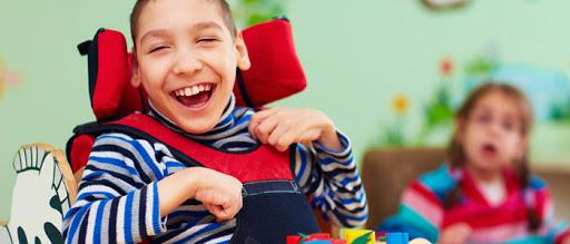 دندان پزشکی کودکان معلول
