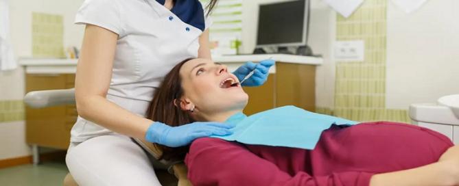 درمان دندان زنان باردار