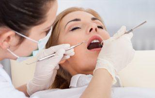 دندانپزشکی در بی حسی