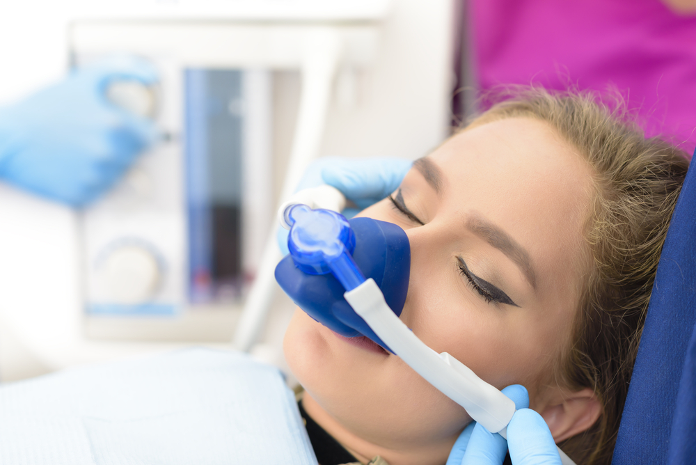 دندانپزشکی در بیهوشی
